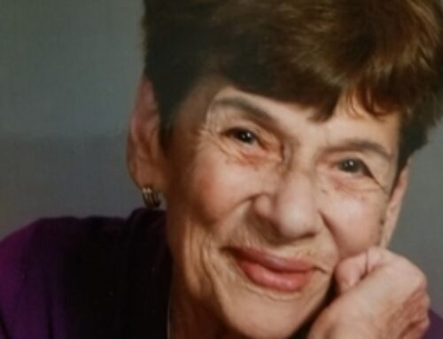 DHS Associate Frances Mary Monick
