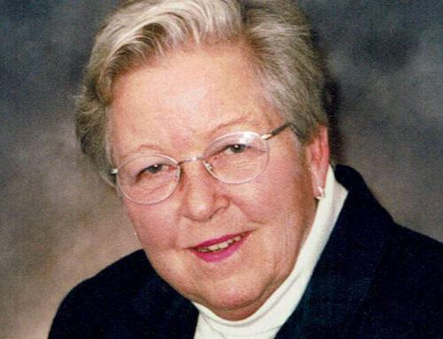 Mary E. MacDonald enters life eternal